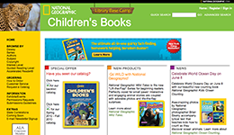 NGChildrensBooks.org by Cuesta Technologies